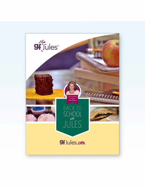 Back to School Gluten Free eBook by Jules Shepard