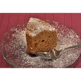 Gluten free gingerbread made using gfJules gluten free graham cracker - gingerbread mix