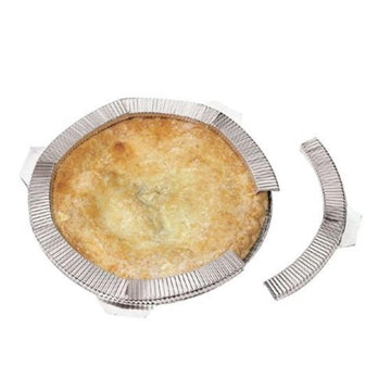 Pie Crust Shields