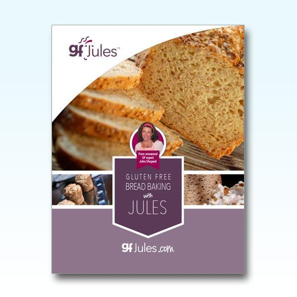 gfJules Starter Pack with Sandwich Bread Mix
