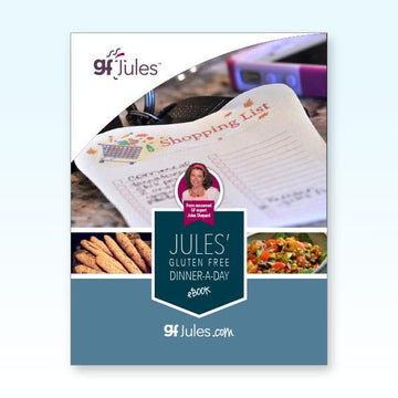 Gluten Free Dinner Recipes eBook