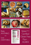 gfJules All Purpose Gluten Free Flour
