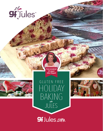gfJules™ Gluten Free Holiday eBook