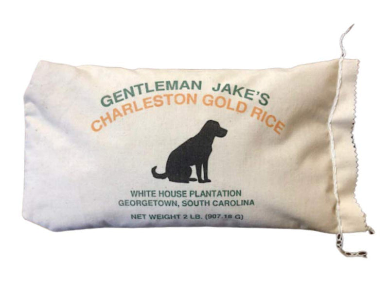 Geechie Boy Mill Gentleman Jake's Charleston Gold Rice