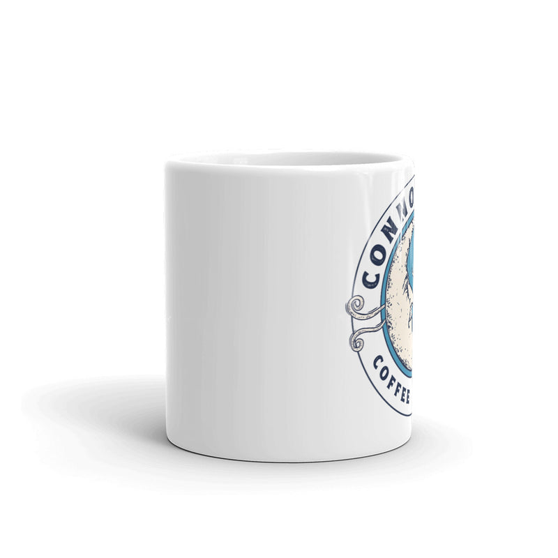 Connoisseur Coffee Company Moon Coffee Mug