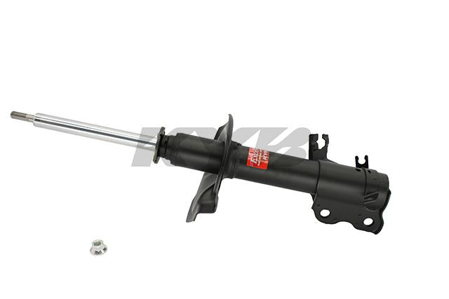 KYB Front and Rear Shock Replacements - 2002 Maxima