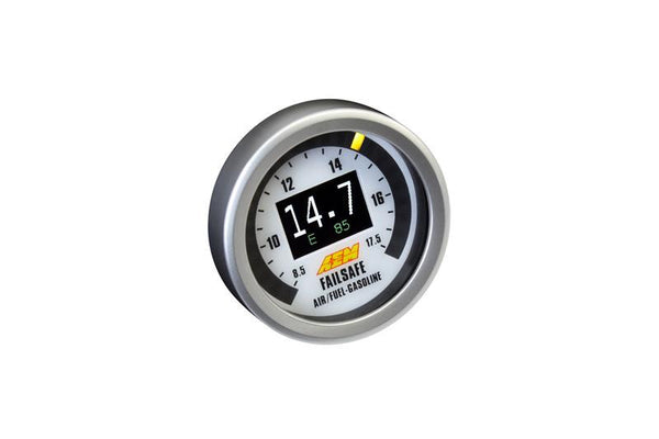 AEM Flex Fuel Failsafe Gauge with Ethanol Content Sensor - 30-4911