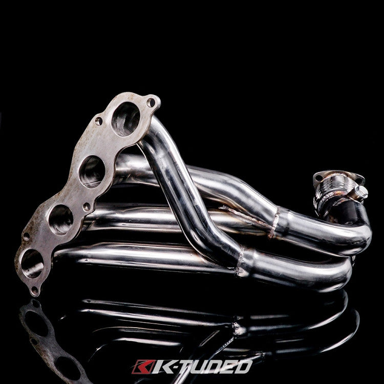 K-Tuned 4-2-1 K-Swap Header Polished 304 Stainless Steel - KBH-421-501