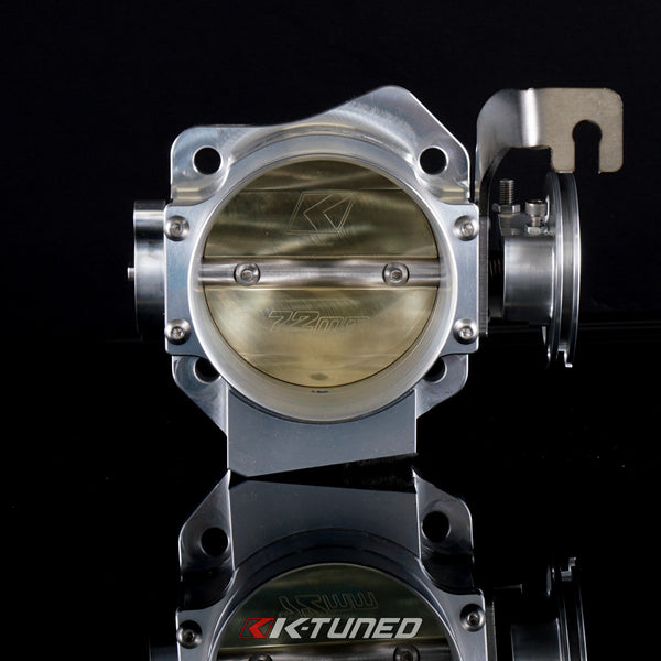 K-Tuned 72mm Throttle Body  with IACV and MAP - KTD-72R-30C