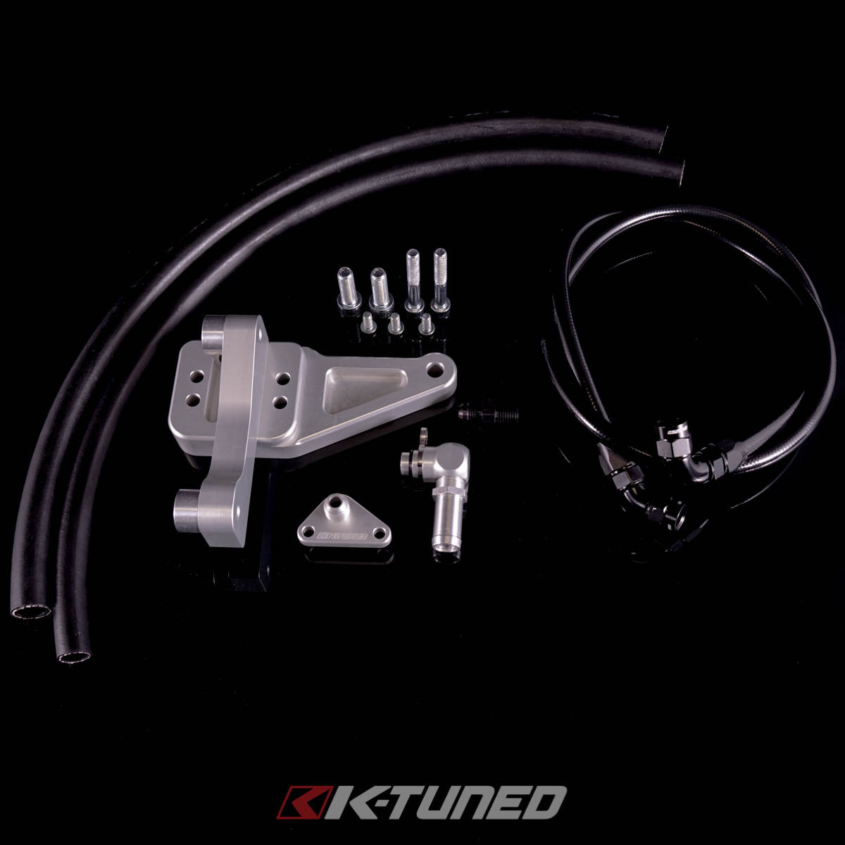K-Tuned Power Steering Relocation Kit