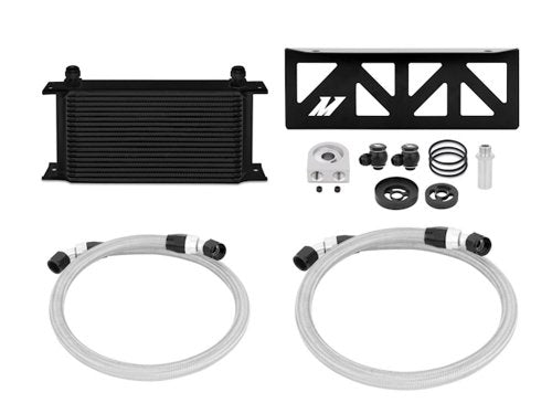 Mishimoto Thermostatic Black Oil Cooler Kit FR-S BRZ
