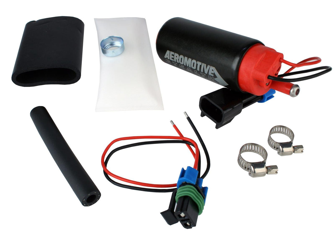 Aeromotive 340 Series Stealth In-Tank E85 Fuel Pump - Center Inlet - 11540