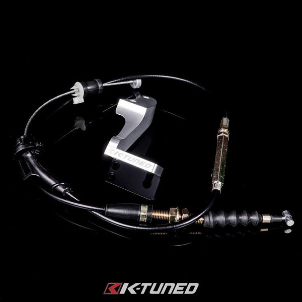 K-Series Throttle Cable & Bracket - KTD-TC