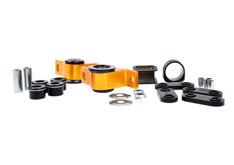 Whiteline 05+ BMW 1 Sreies / 3/05-10/11 BMW 3 Series Rear Diff - Mount Bushing