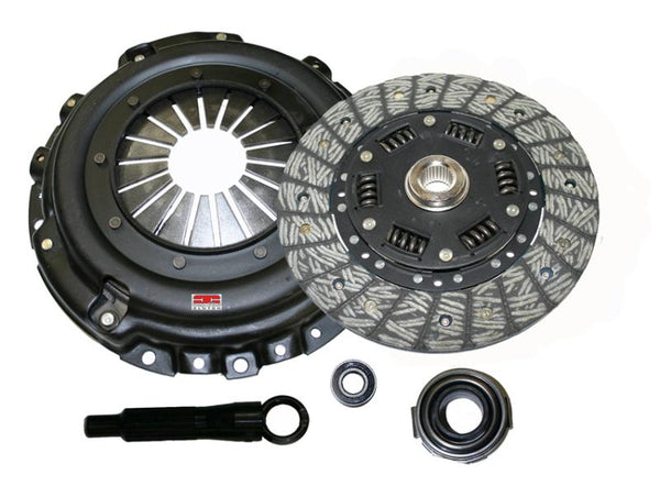 Comp Clutch 2002-2008 Acura RSX Stage 2 - Steelback Brass Plus Clutch Kit - 8037-2100