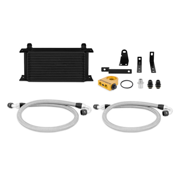 Mishimoto S2000 Oil Cooler Kit - MMOC-S2K-00TBK