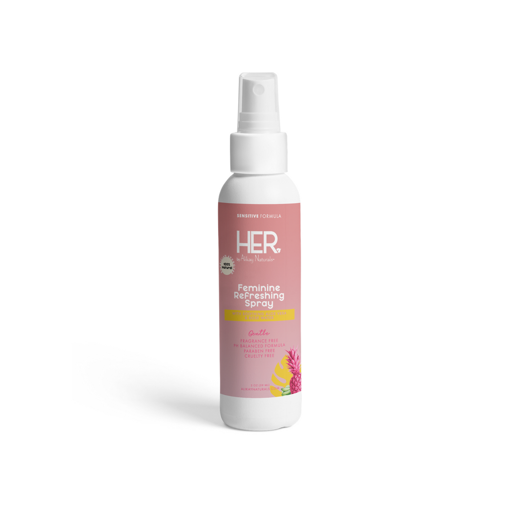 HER by Alikay Naturals™ Feminine Refreshing Spray Sensitive Formula 2 oz