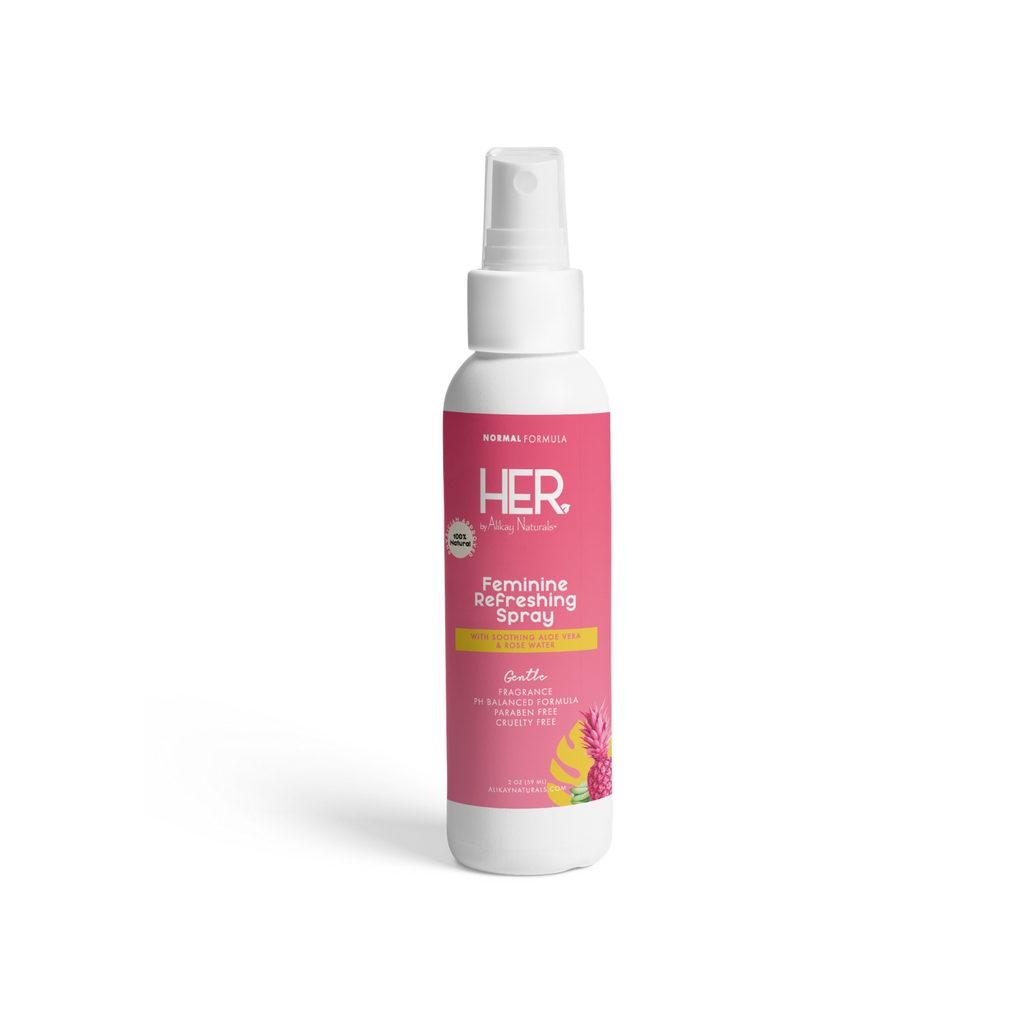 HER by Alikay Naturals™ Feminine Refreshing Spray Normal Formula 2 oz