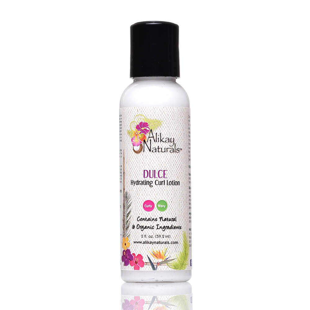 Dulce Hydrating Curl Lotion Travel Size