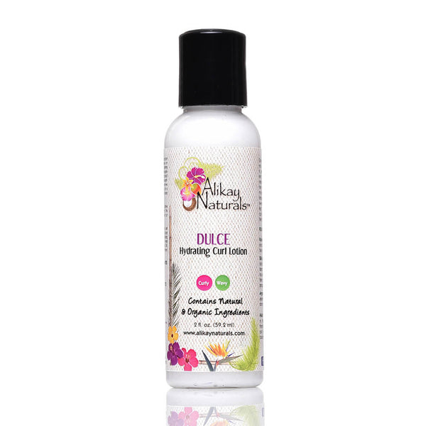Dulce Hydrating Curl Lotion - 2oz Travel Size