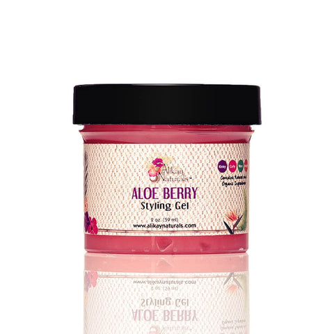 Aloe Berry Styling Gel - 2oz Travel Size
