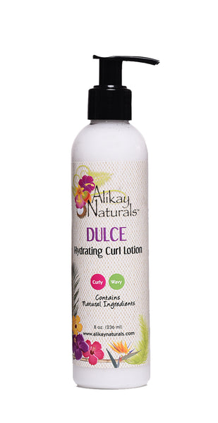 Alikay Naturals Dulce Hydrating Curl Lotion