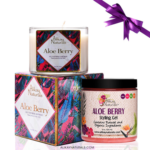 Aloe Berry Holiday Gift Set
