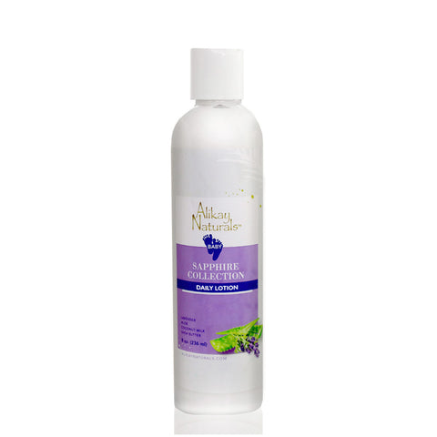 Alikay Baby Sapphire Daily Lotion 8oz