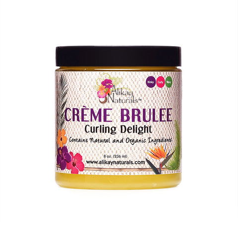 Alikay NaturalsCreme Brulee Curling Delight