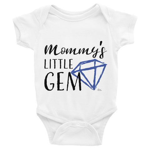Mommy's Little Gem Onesie