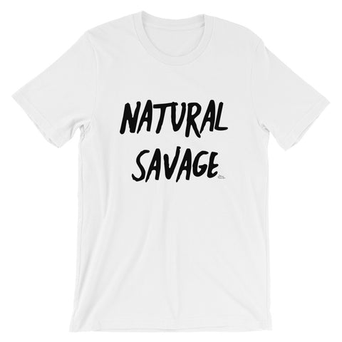 Just A Natural Savage
