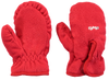 Barts - Fleece Mitts Infants - Red