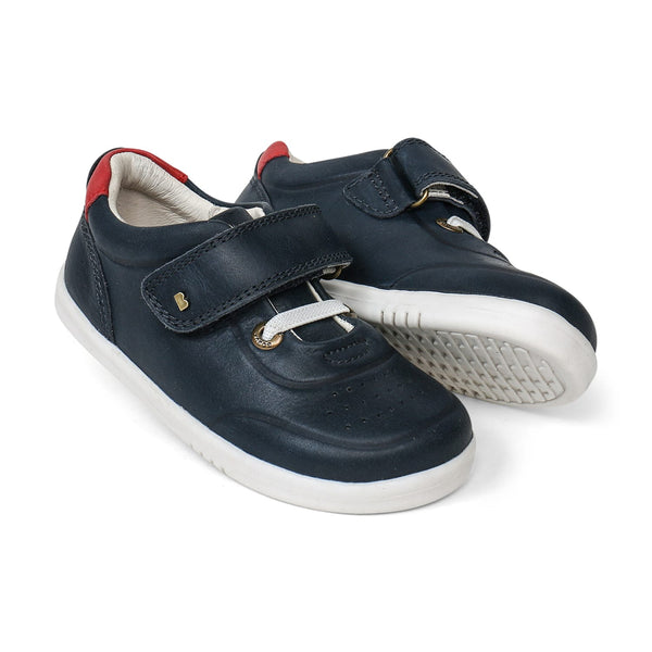 Bobux - AW20 - IW Ryder Trainer Navy / Red