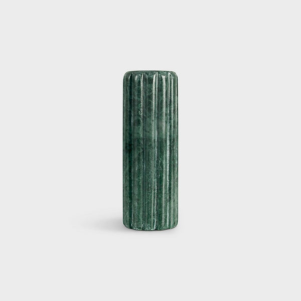 &Klevering - Candle Holder - Riffle Green