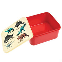 Rex - PREHISTORIC LAND - LUNCH BOX