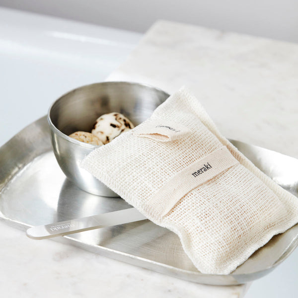 Meraki - Rosemary Bath Mitt
