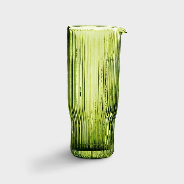 &Klevering - Jug Riffle Light Green