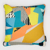 Kitty McCall - Canary Landscape Cushion