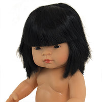 Miniland - Toddler Doll asian girl 38CM