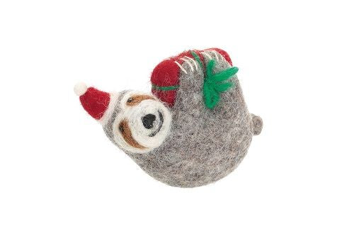 Amica - Sloth with Present