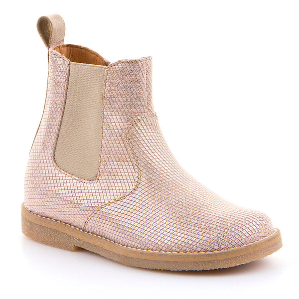 Froddo - Chelsea Boot - Sparkling - Nude