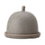Bloomingville - Kendra Butter Dome, Grey, Stoneware