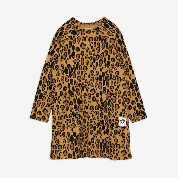 Mini Rodini - SS20 - Basic leopard is dress