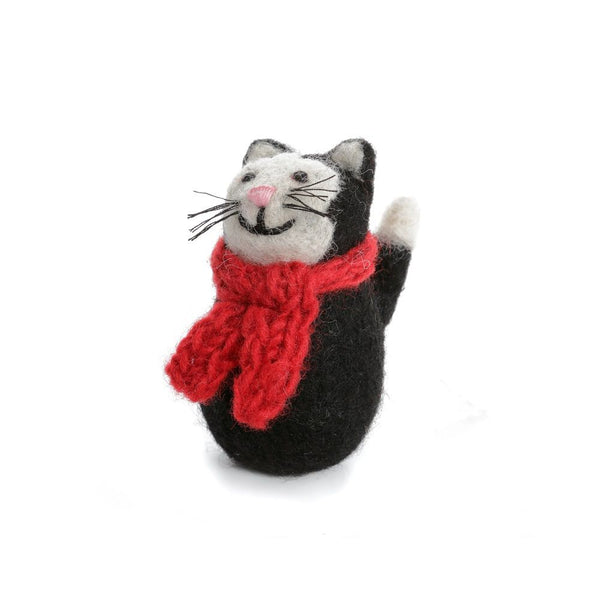 Amica - Cat with Scarf
