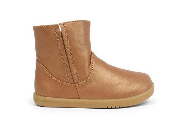 Bobux - Shire Boots - IW Caramel Shimmer