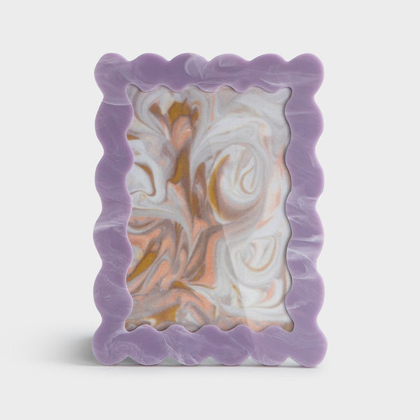 &Klevering - Photo Frame - Lilac