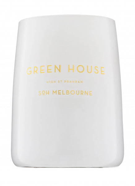 SoH Melbourne Greenhouse White Candle