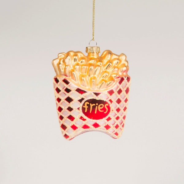 Sass and Belle - French Fry Shaped Bauble