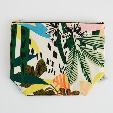 Kitty McCall - Palm Springs  Wash Bag Small