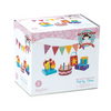 Le Toy Van Party-Time Dolls House Accessory Pack